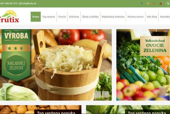 Frutix web