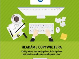 copywriter NOvé Zámky, tvorba textov Nové Zámky
